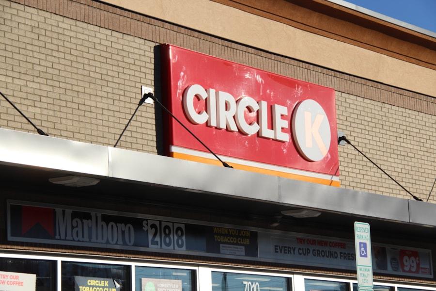 Circle K Tobacco Club Sign Up