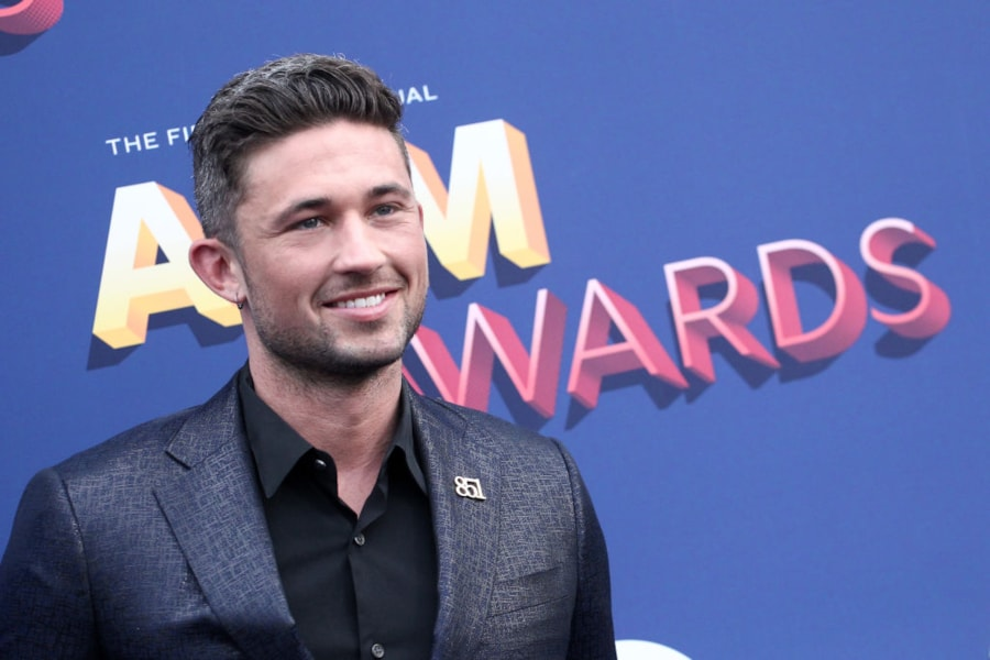 LAS VEGAS, NV - APRIL 15:  Michael Ray attends the 53rd Academy of Country Music Awards at MGM Grand Garden Arena on April 15, 2018 in Las Vegas, Nevada  (Photo by Tommaso Boddi/Getty Images)