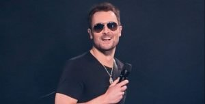 Eric Church Is Thankful To Keep Doing Music His Way