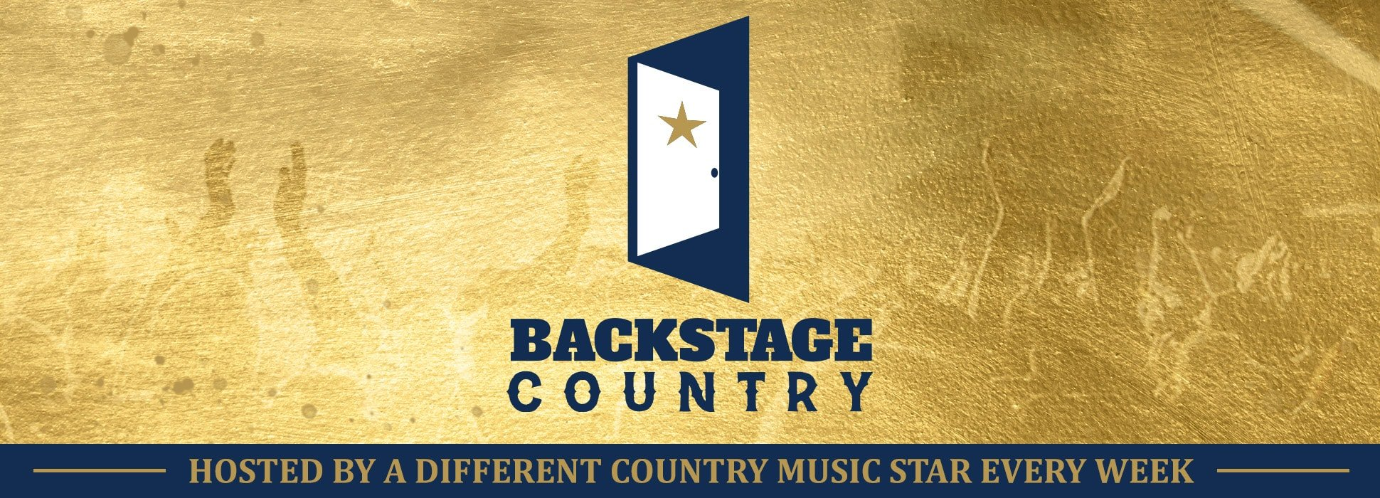 Backstage Country-Banner